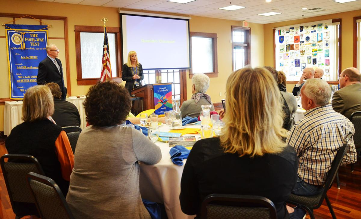 Mayo Clinic physicians update Rotary on health care changes
