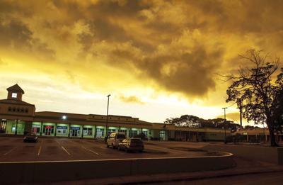 APTOPIX Barbados Tropical Weather