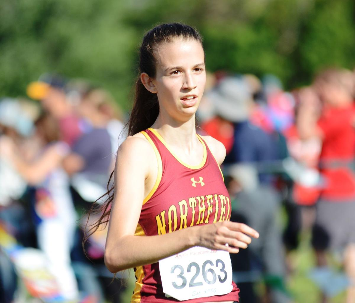 Big conference gains inspire section hope for Northfield boys and girls cross country