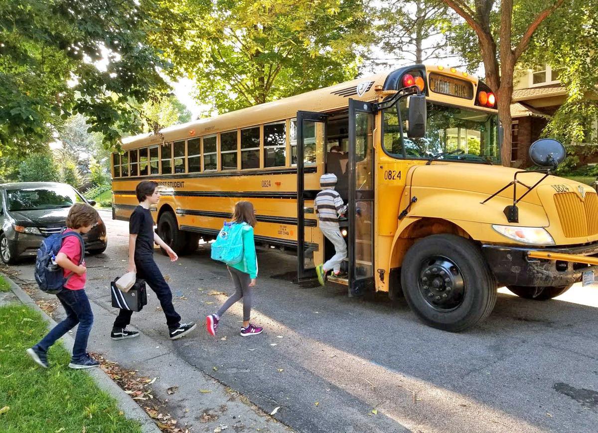 Tight labor market drives school bus driver shortage in Minnesota