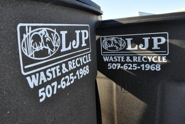 Recycling changes begin in St. Peter