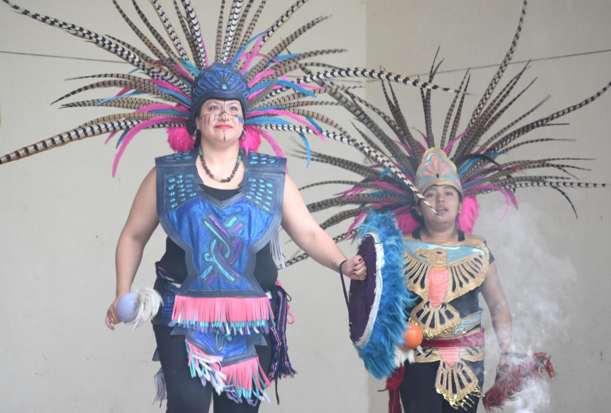 GALLERY: Cultural exchange, Know Your Neighbors, goes on despite rain