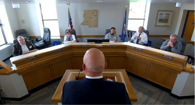 County administrator interivew