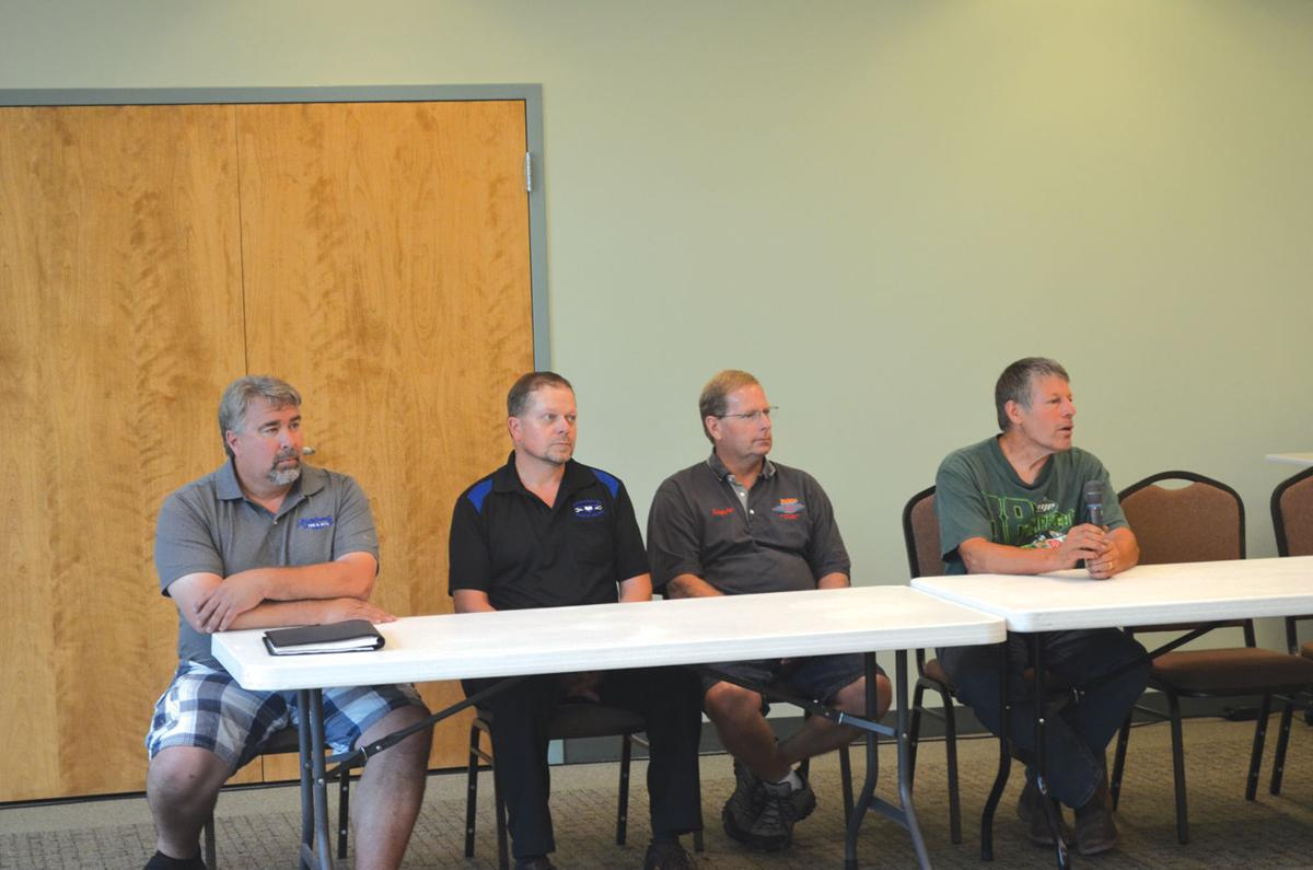 Expert auto panel tackles questions at history center
