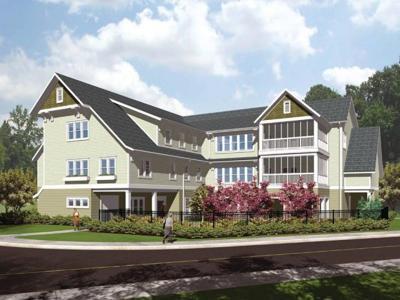 Mankato's Green Home facility