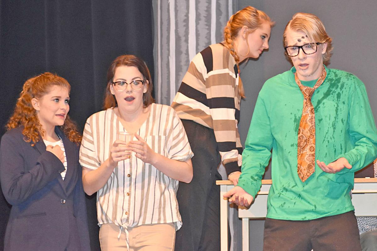 GALLERY: FHS Theatre Troupe brings new meaning to alien invasion