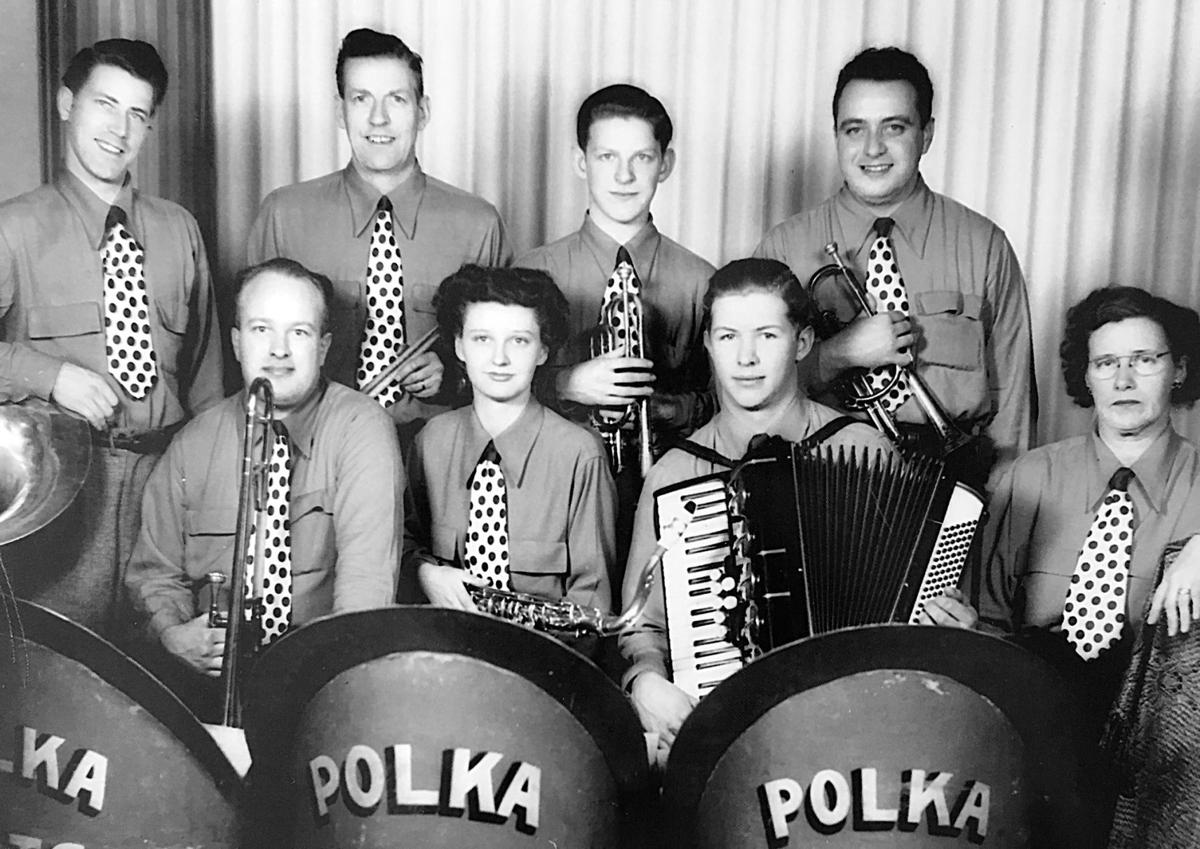 Ray Sands and the Polka Dots