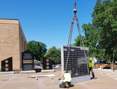 memorial installation