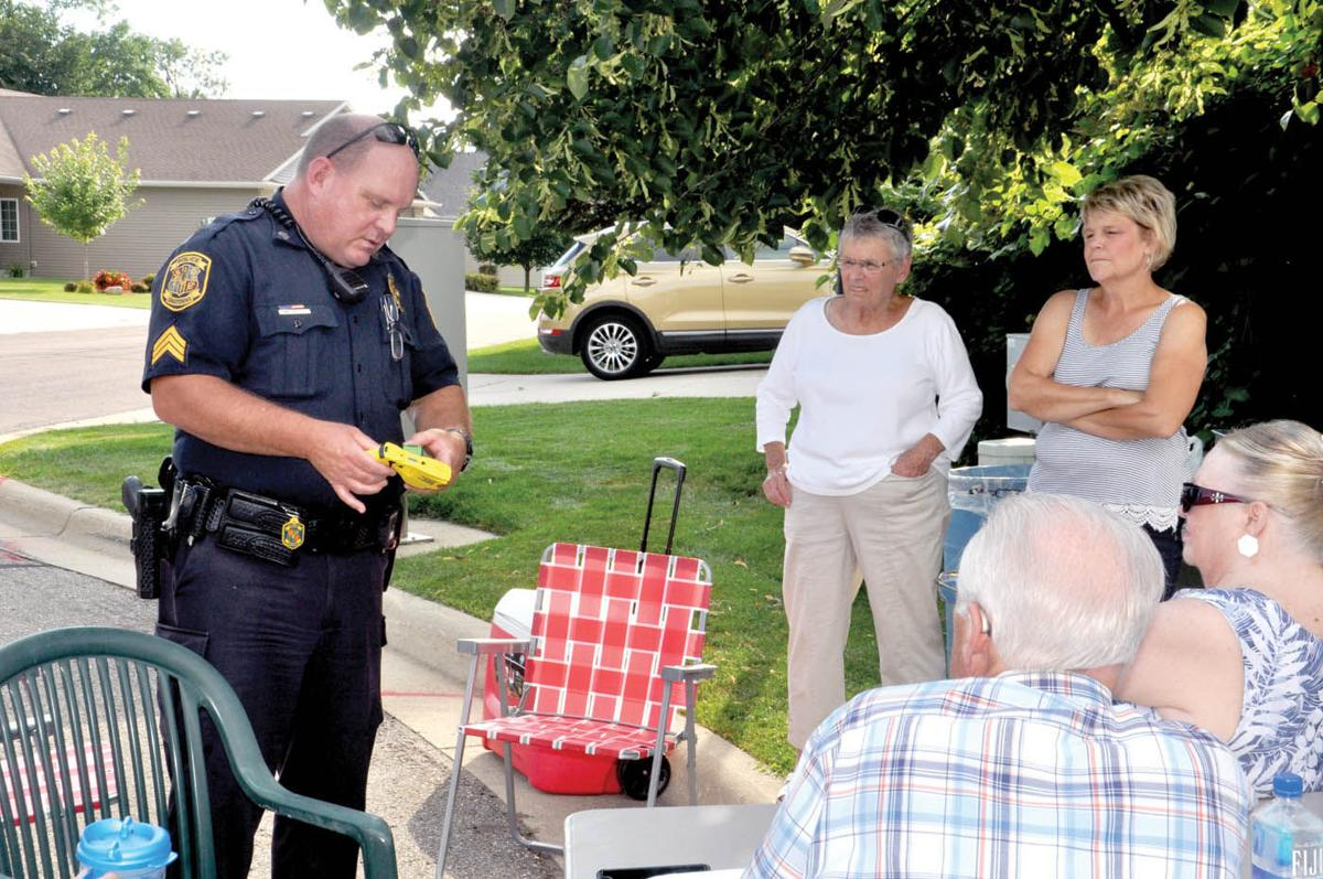 National Night Out, Night to Unite set for Tuesday