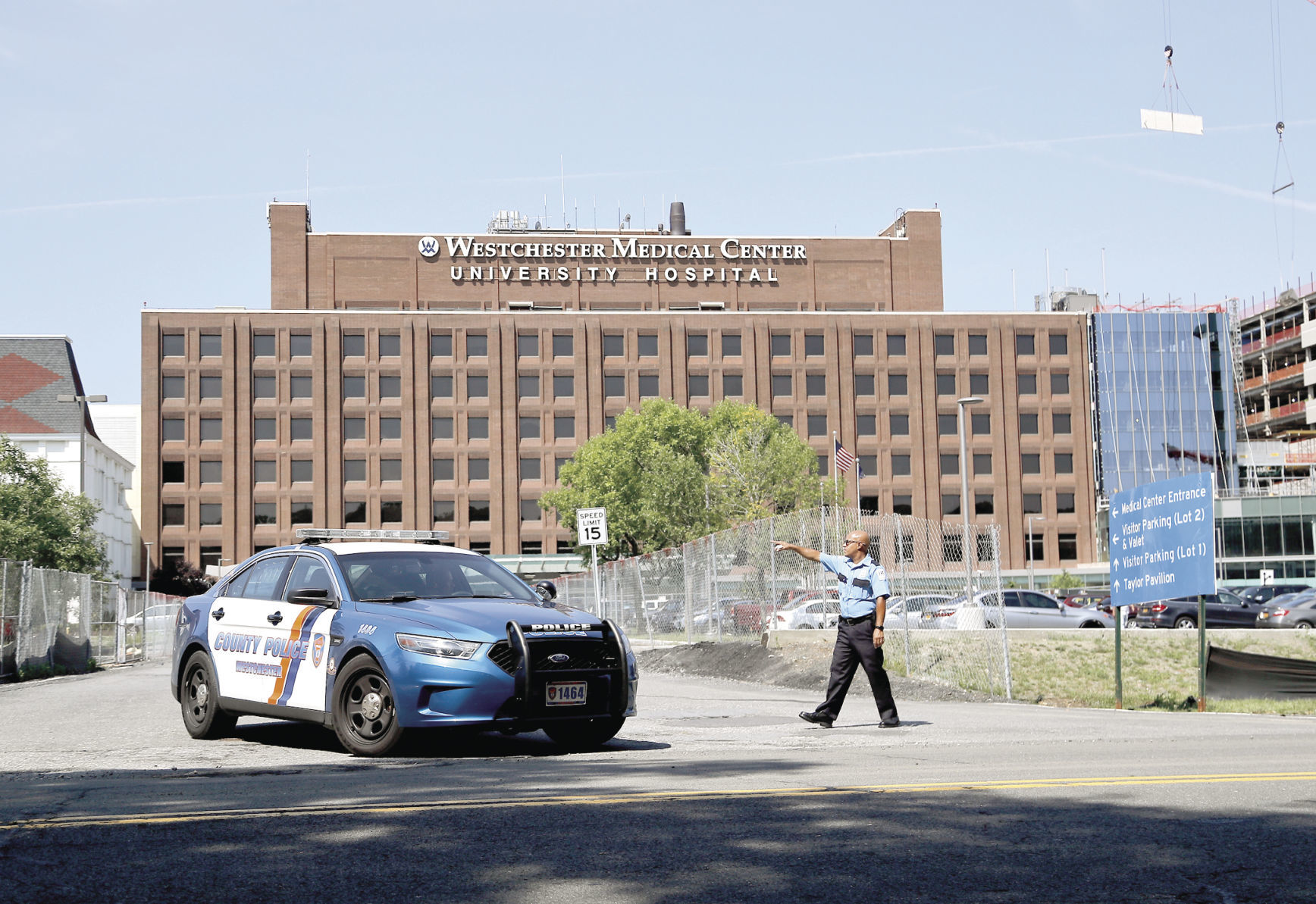Hospital Gunfire Man shoots woman to death