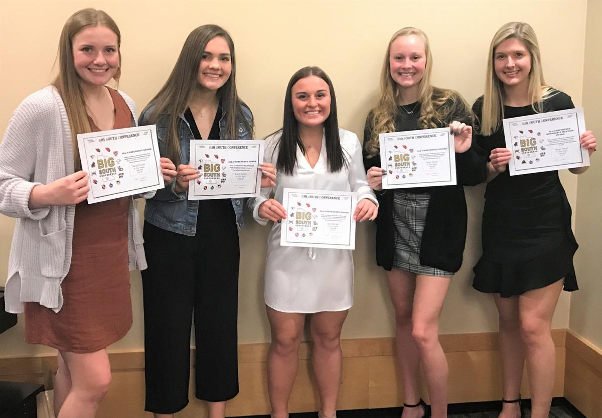 Saints volleyball awards 2019