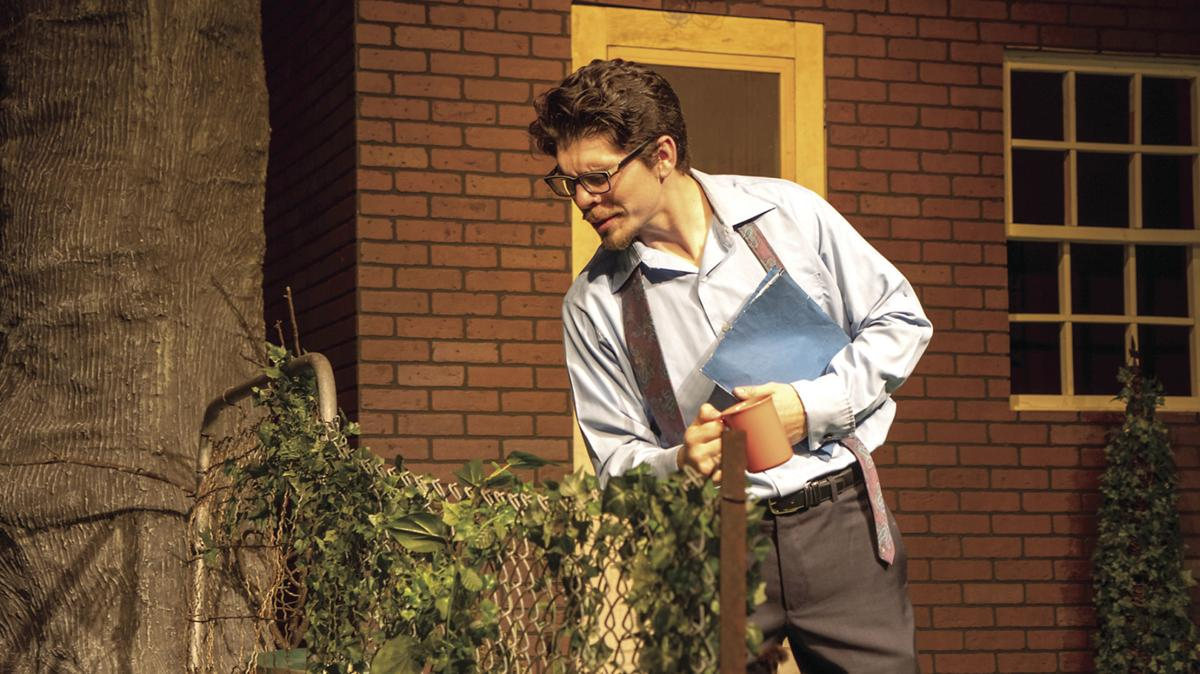 Little Theatre explores property lines and generation gaps in 'Native Gardens'