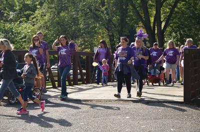 Alzheimer's walk preview