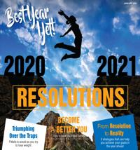 RESOLUTIONS 2021