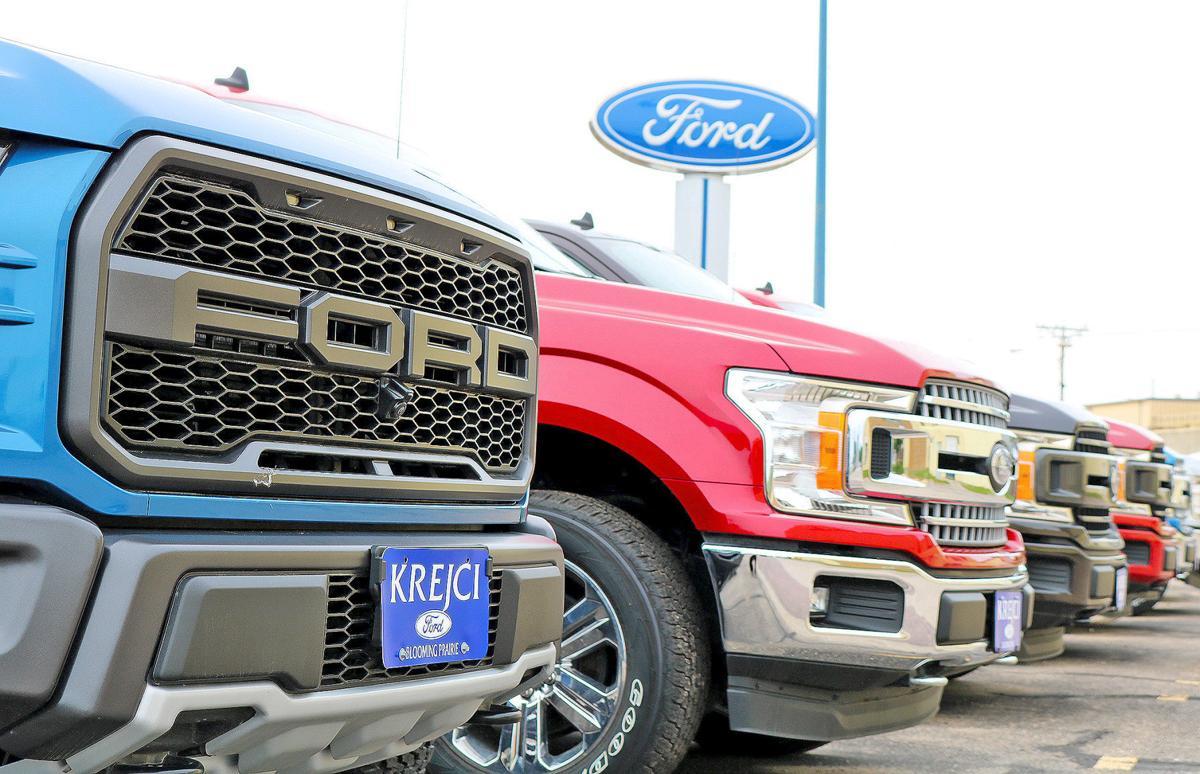 Krejci Ford