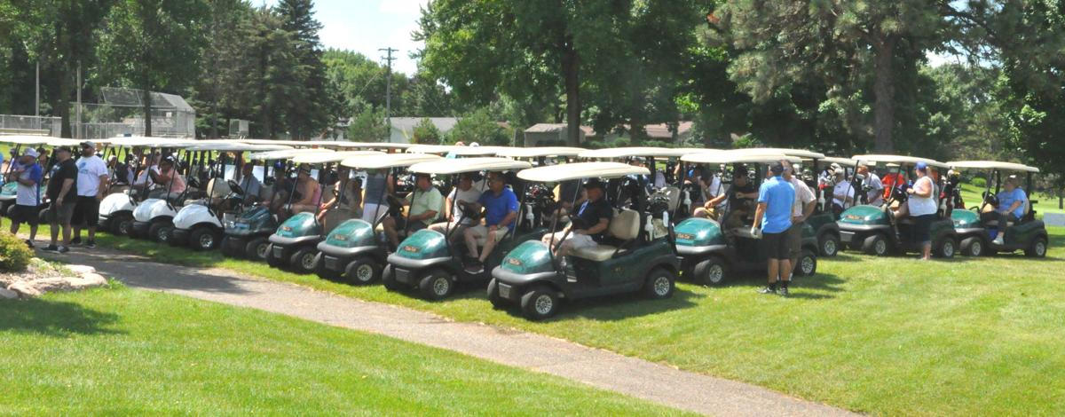4th annual golf tourney raises funds for Titans wrestling
