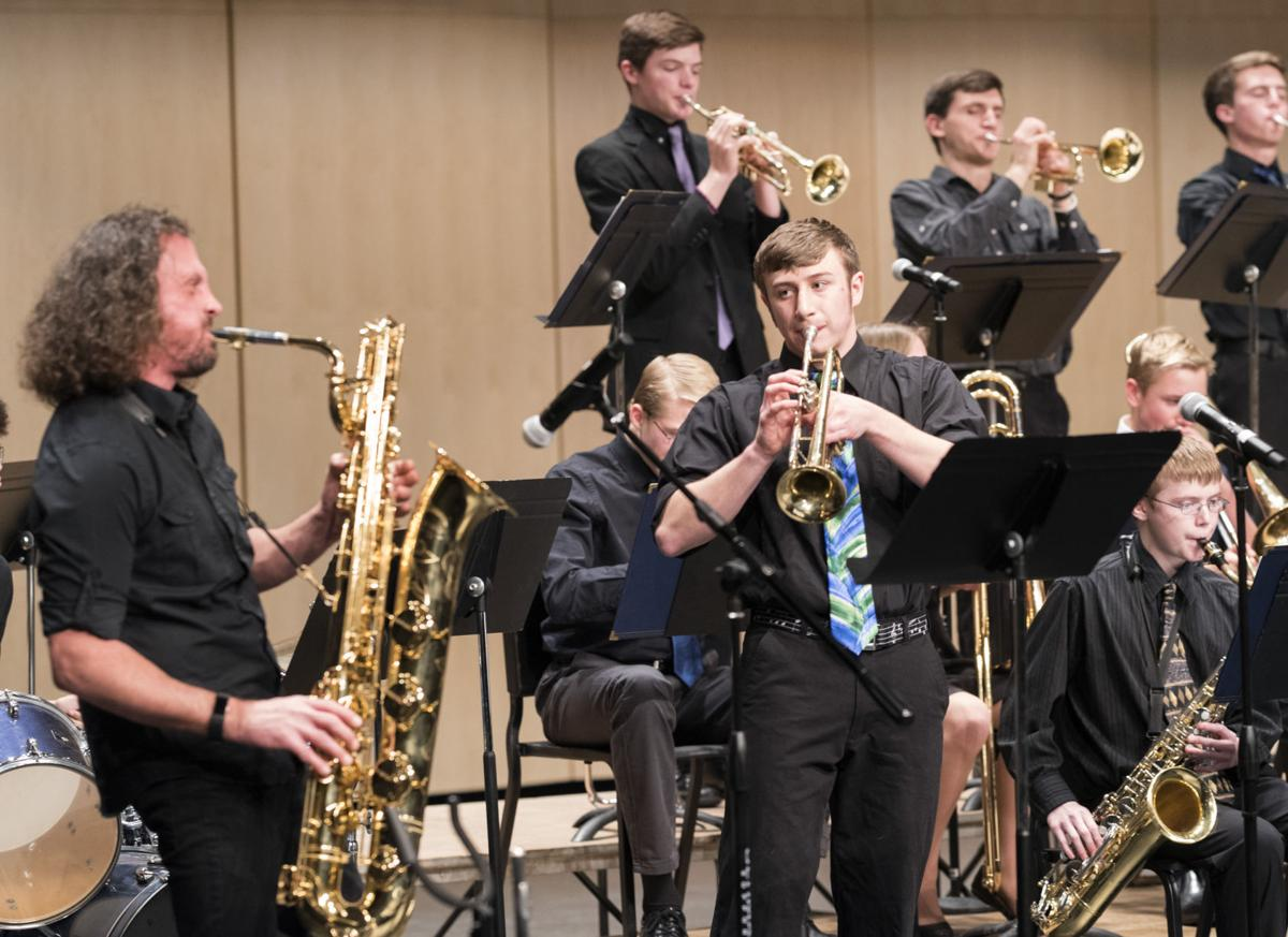 St. Peter-Cleveland combined jazz is reunion between student and teacher