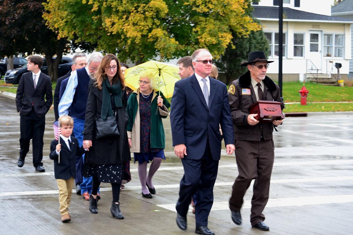 Former Sheriff Merton Schwarz dies at 100