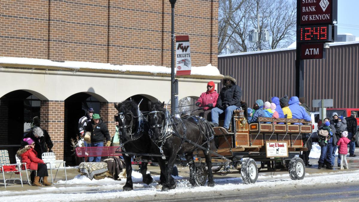 Kenyon prepares for 39th annual Carriage & Cutter Day on Saturday