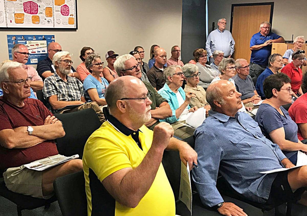 Residents weigh in on planned Northfield roundabout