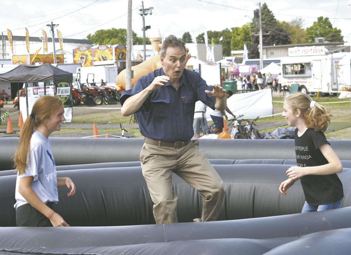 Jackson at the fair