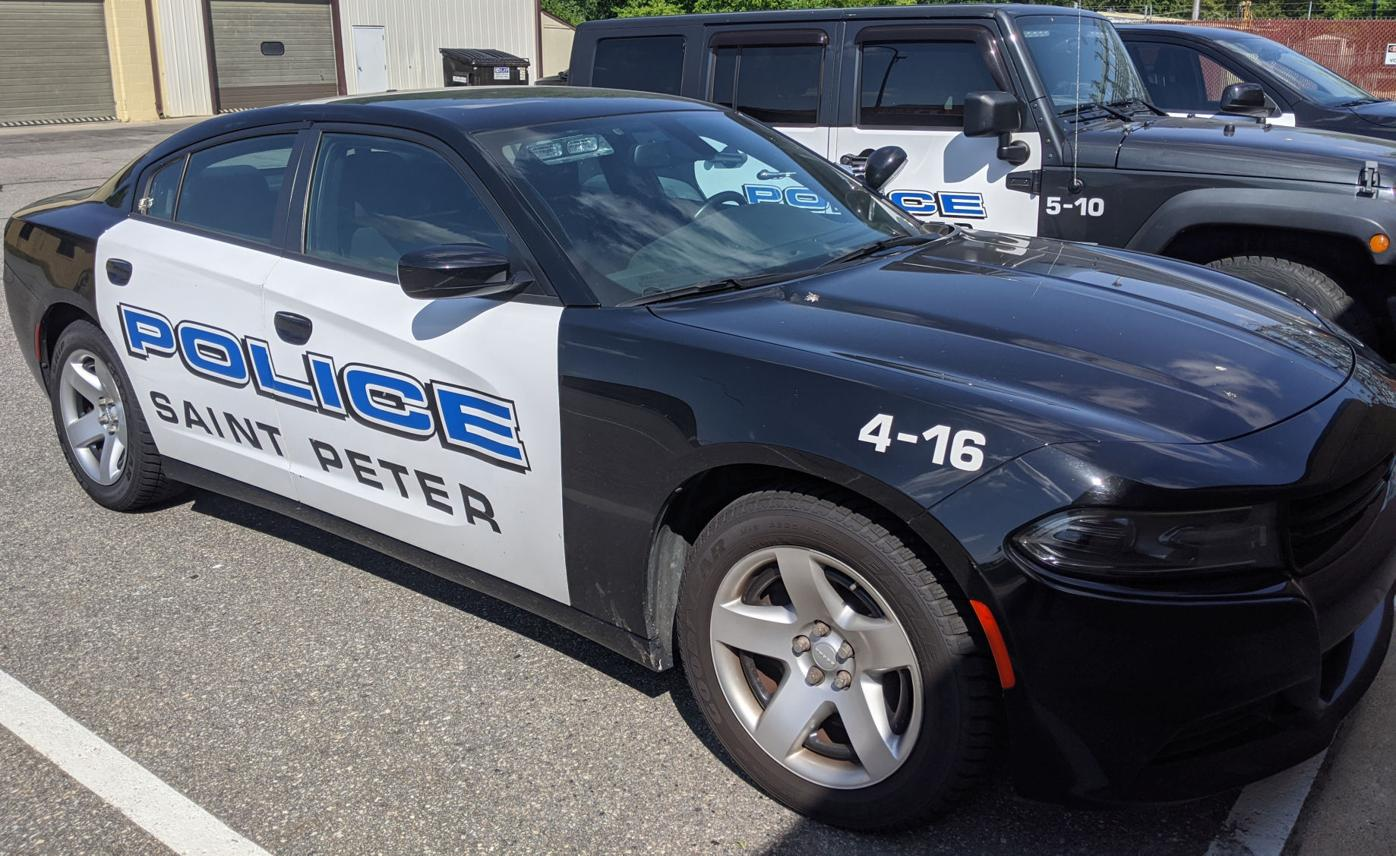 St. Peter Police Squad Car