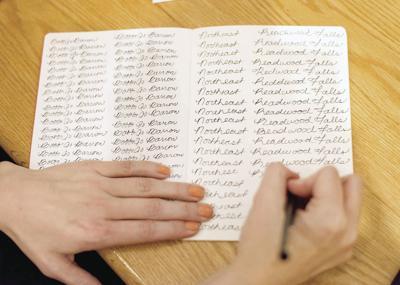 school write up