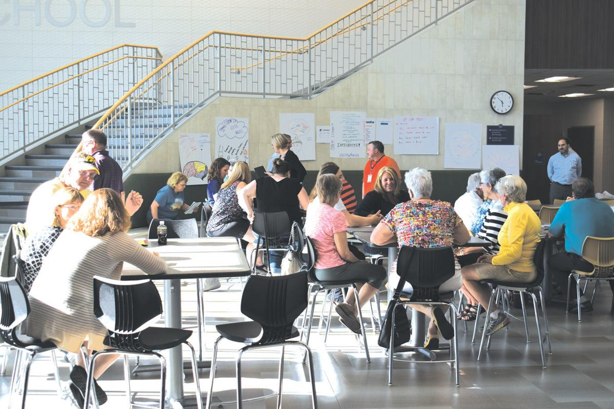 District receives additional feedback about high school