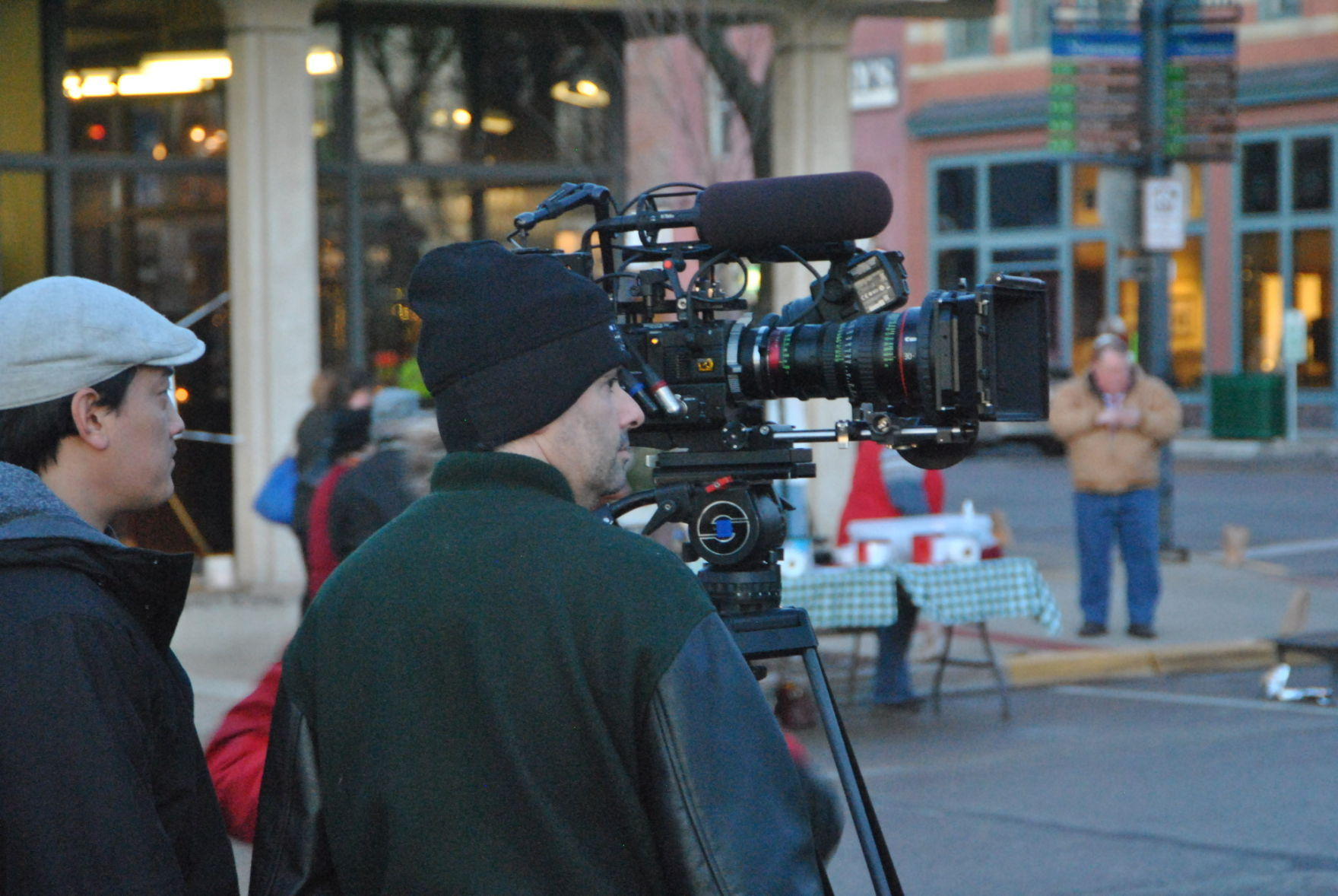 Northfield selected as location for shooting of holiday film ...