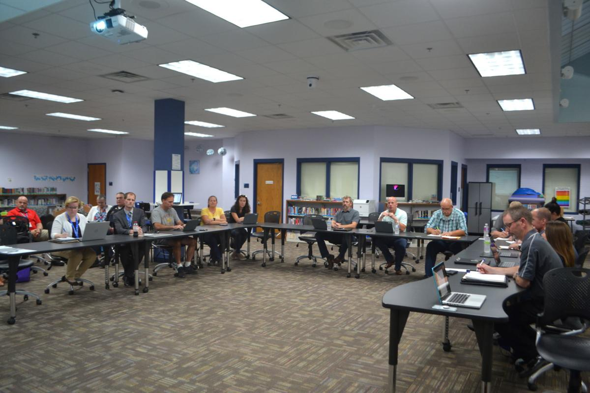 JWP school board and Janesville hold joint meeting