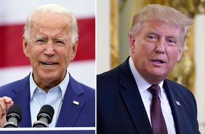 Joe Biden-Donald Trump