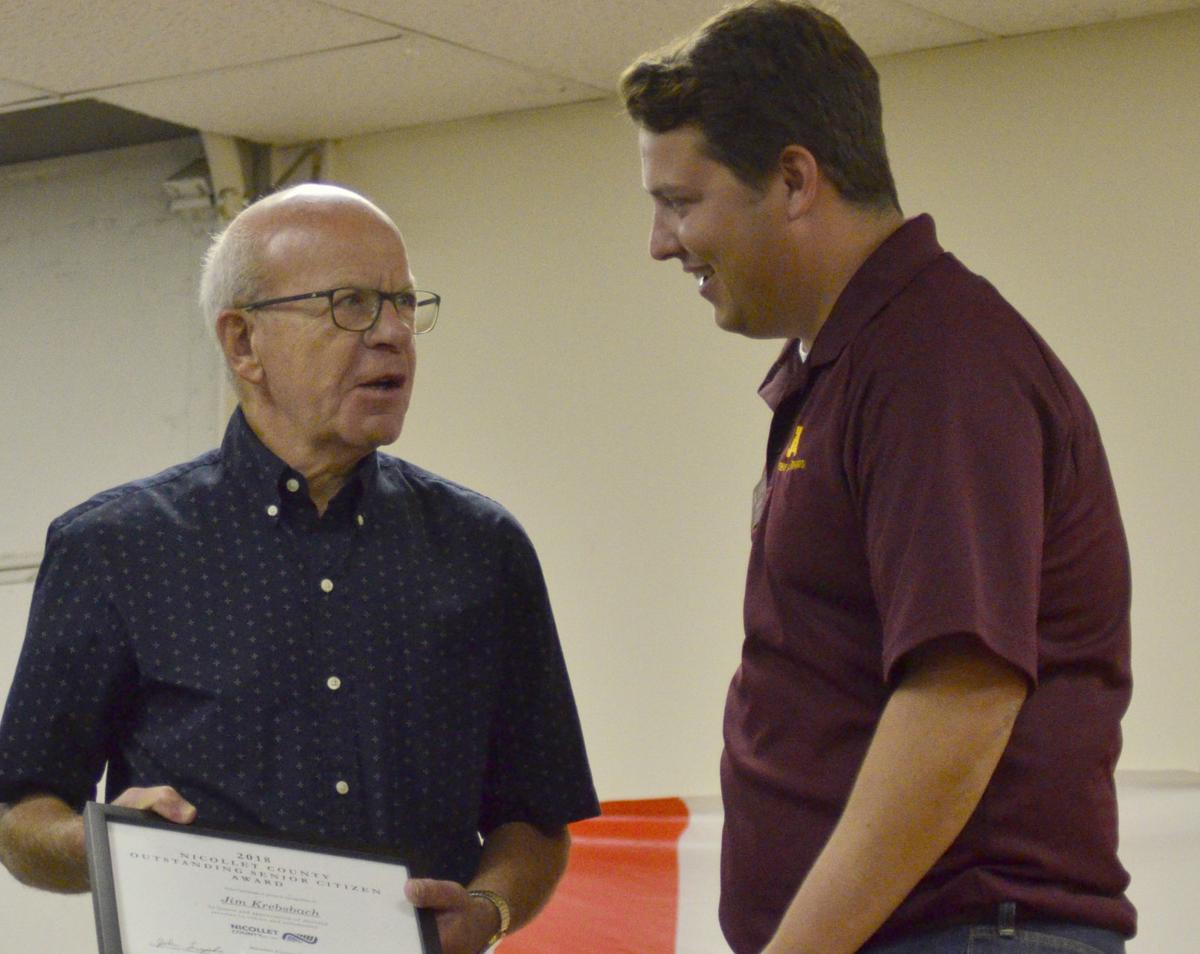 Senior, farm awards given at Nicollet County Fair | News
