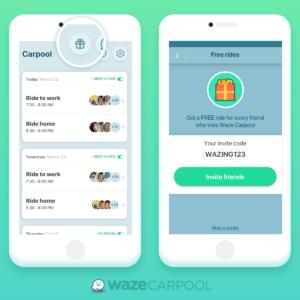 Waze Carpool App Launches in Washington State
