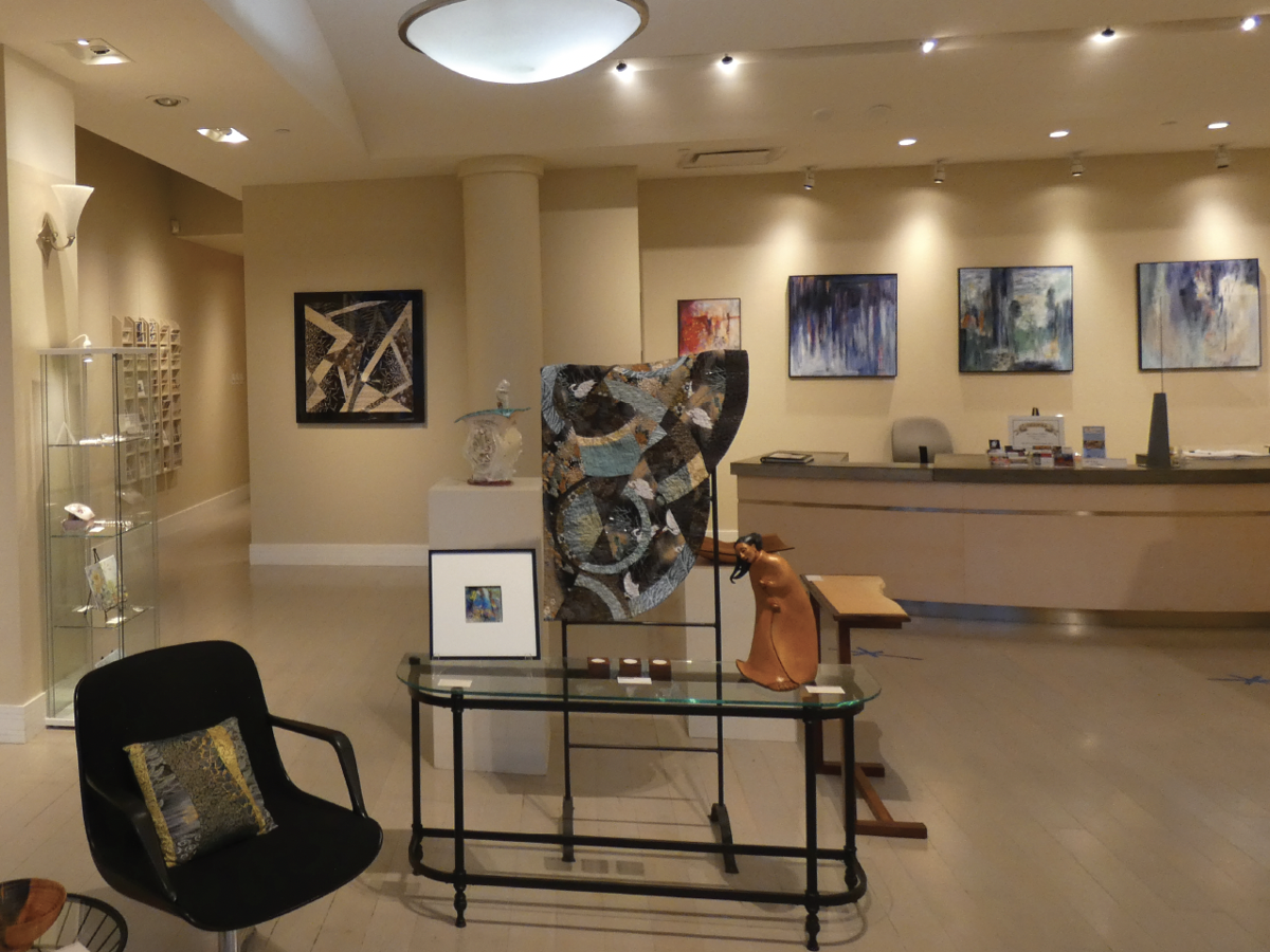 Find Fine Arts at Artists' Gallery in Olympia