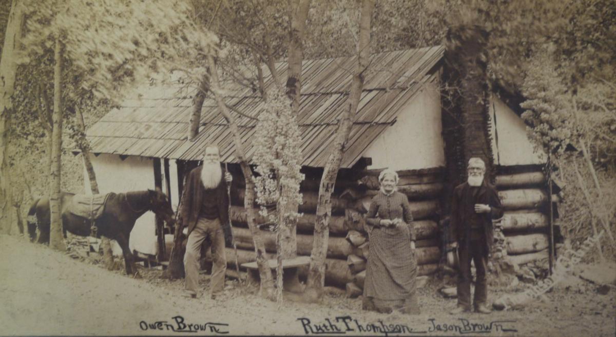 John Brown's family