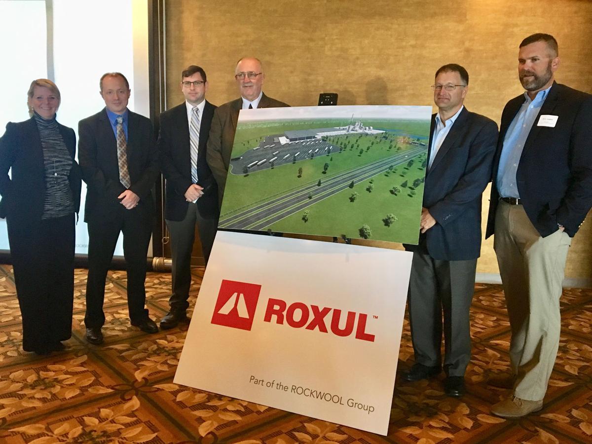 Roxul touts plans for Ranson plant