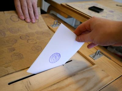 Election voting 20180128