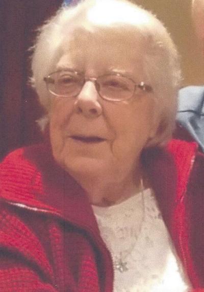 Shirley Mae  Kinley
