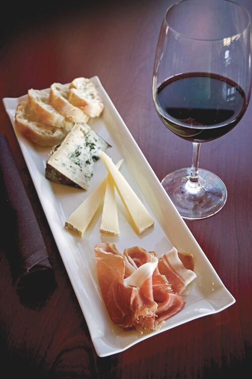 Corkscrew Wine & Cheese