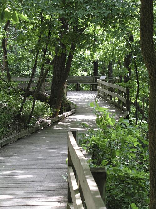 Fontenelle Forest Nature Center