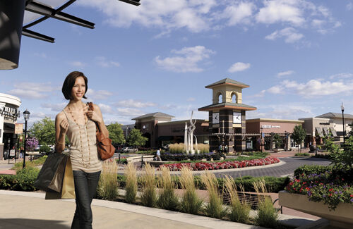 Village Pointe® Shopping Center