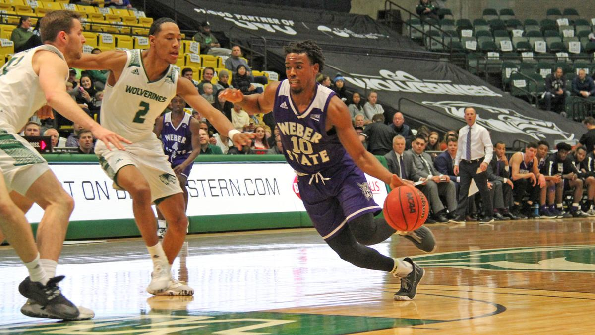 Weber State basketball Utah Valley 01