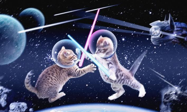 Cats in Space! Massive sci,fi battle for charity coming to