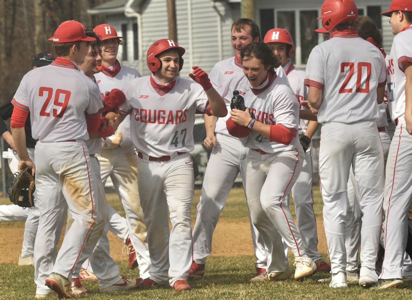 HIGH SCHOOL BASEBALL: Cougars outlast North Pocono in wild season opener