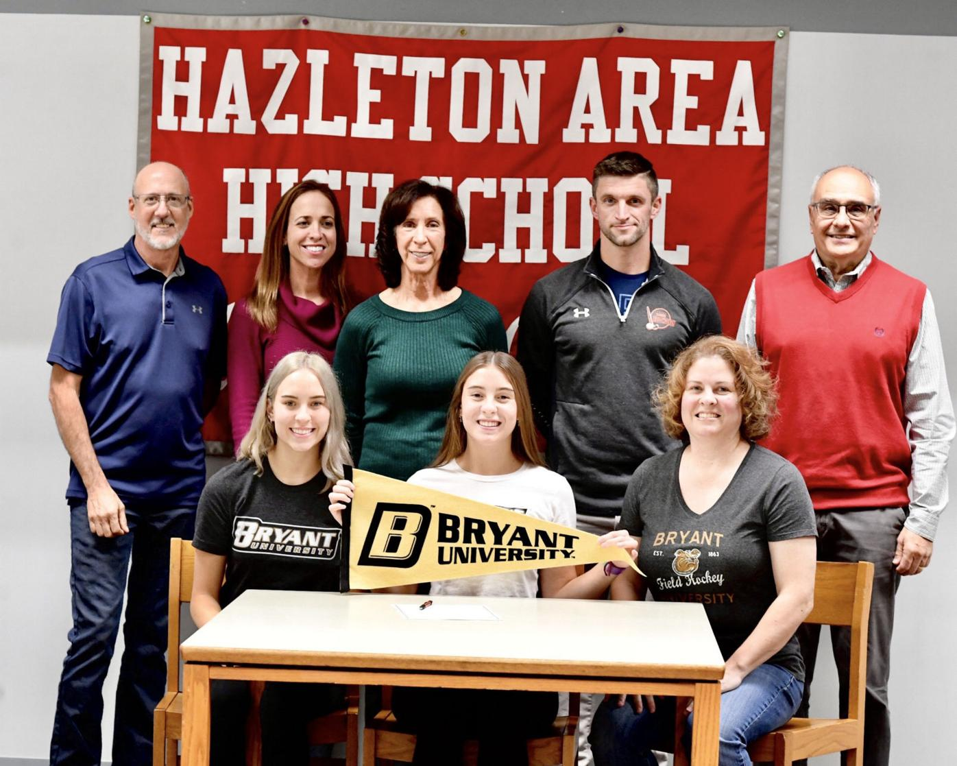 H.S. FIELD HOCKEY: Lady Cougars' Cavenas headed to Bryant University