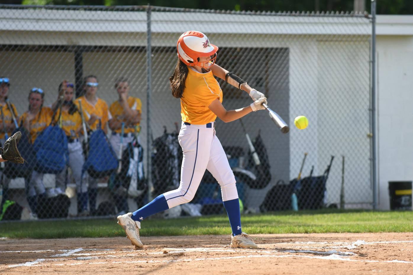 H.S. SOFTBALL: Lady Spartans punch ticket to D11 title game