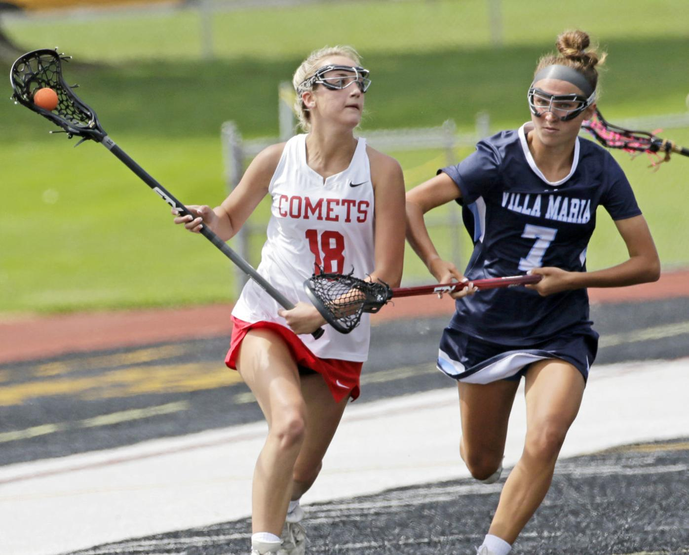 Crestwood falls to Villa Maria in PIAA girls lacrosse