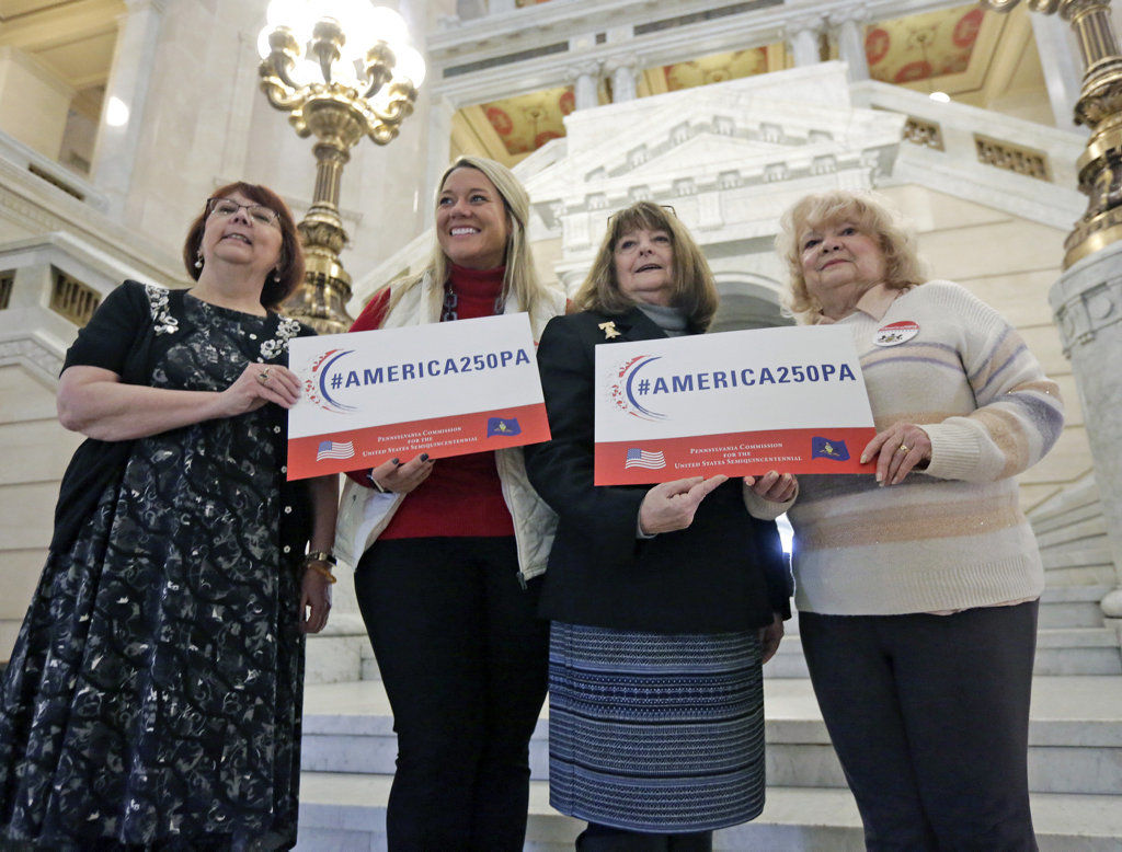 Daughters of American Revolution look to inspire statewide tree-planting