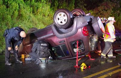 Mahanoy Township crash