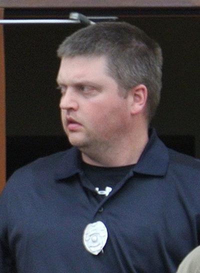 Wilson arrest